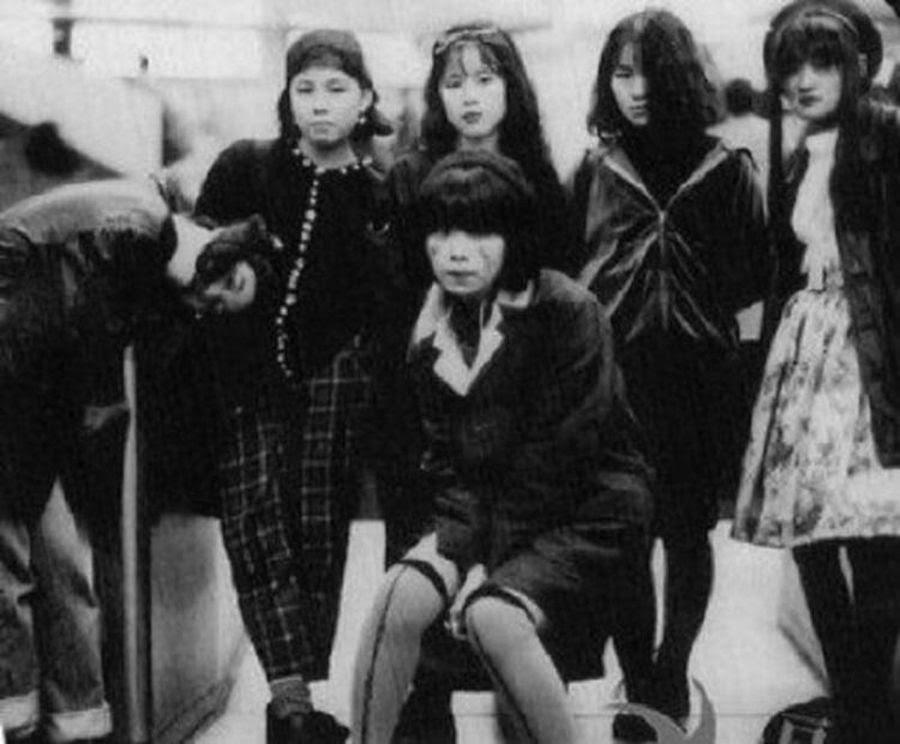 Секс Порно Японский Школьники